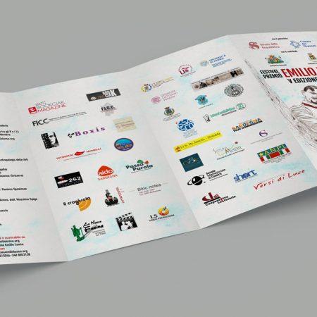 Brochure Festival Premio Emilio Lussu V edizione